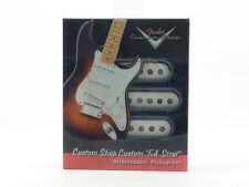 Fender Custom Shop Stratocaster'54 Pastillas
