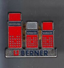 RARE PINS PIN'S .. AGRICULTURE OUTIL TOOL BTP MECANIQUE BERNER 3D GAMME ~BC