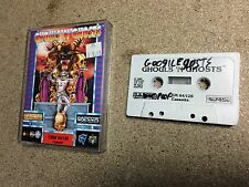 * Commodore 64 RARE Game * GHOULS 'N' GHOSTS * C64