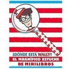 Donde esta Wally? El magnifico estuche de minilibros (Spanish Edition), Martin H