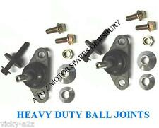 VOLVO S60 S80 V70 XC70 2 FRONT LOWER SUSPENSION ARM BALL JOINT JOINTS HEAVY DUTY