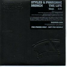 (AR957) Styles & Pharoahe Monch, The Life - DJ CD