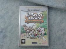 HARVEST MOON A WONDERFUL LIFE - NINTENDO GAMECUBE e WII ITALIANO NUOVO SIGILLATO