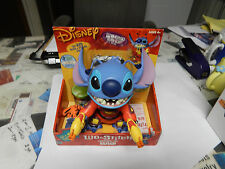 Lilo And Stitch Talking Stitch, Says Alien Phrases, Large, New In Package, Box 4