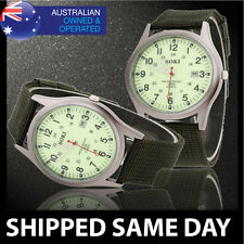 SOKI LUMINOUS TACTICAL WATCH Army Infantry Military Gear Dress Fashion Mens CS
