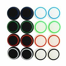 Lot de 16pcs thumb grip noctilucent ensembles pour PS2 PS3 PS4 Xbox 360/ONE
