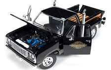 "1978 Dodge ""MID-NITE EXPRESS in Black with Gold trim 1:18 Auto World 1016"