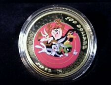 2015 Looney Tunes Bugs Bunny and Friends 14-Karat Gold Coin – Mintage: 2,000