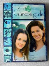 Brand New Gift Ready Gilmore Girls Complete Second Season DVD BoxSet