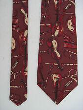 -AUTHENTIQUE  cravate cravatte  CHARLES JOURDAN    100% soie  TBEG  vintage