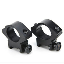 Tactical Hunting Rail Picatinny flashlight Laser Sight Scope Mount Rifle Weaver.