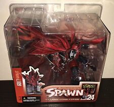SPAWN CLASSIC COMIC COVERS SERIES 24 SPAWN i.109 WALMART McFARLANE TOYS !!!