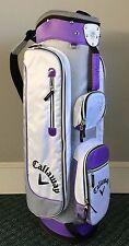New Women Callaway Solaire golf bag Purple