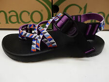 CHACO WOMENS SANDALS ZX/2 CLASSIC CAMPER PURPLE SIZE 6