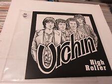 Urchin (IRON MAIDEN) - High Roller VINILE LTD. EDT. WHITE VINILE NUOVO