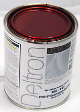 PPG DBC Deltron Basecoat Candy Apple Red Quart Auto Paint