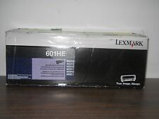Genuine Lexmark 601HE High Yield Toner Cartridge MX310 MX410 MX510 MX610