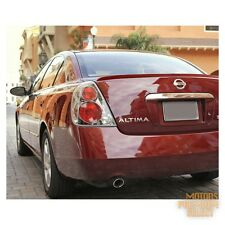 PAINTED REAR TRUNK BOOT LIP SPOILER FOR Nissan Altima L31 2002-2006 Sedan