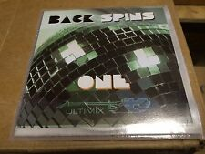 ULTIMIX BACK SPINS 1 CD BEE GEES LINEAR DEBBIE DEB ACID FACTOR EGYPTIAN LOVER