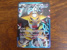 CARTE POKEMON ULTRA RARE GIRATINA FULL ART HOLO VF