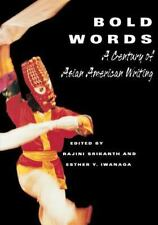 Bold Words: A Century of Asian American Writing, , Acceptable Book