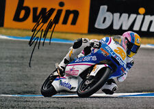 Sergio Gadea Hand Signed Blusens Paris Hilton Aprilia 7x5 Photo 125cc 2011 2.