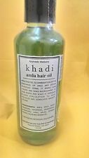KHADI - Ayurvedic Amla Hair Oil Ayurvedic Medicine 210ml Free Shipment