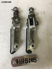 HONDA NSR 250  MC21 ALL YEAR   RIDERS PEGS PAIR  OEM  LOT41  41H5105 - M674