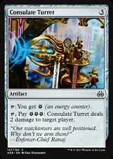 4x Konsulats-Geschützturm (Consulate Turret) Aether Revolt Magic