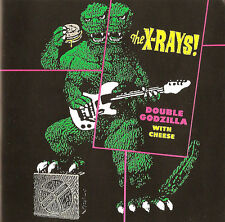 X-rays double Godzilla with cheese CD (1996 Empty records)