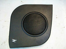 Mazda MX5 MK1 Speaker Cover Passenger N/S in Black with Clips