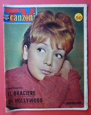 TV SORRISI CANZONI - N.47/1961 - RENATA MAURO PRESENTA IL TWIST