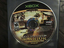 "XBOX Live Game ""Warrior, Ten Hammers: Full Spectrum"" Great Condition!"
