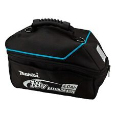 MAKITA 18V 4.0Ah Lithium-Ion Battery Shaped Lunch Food Drink Cool Work Tool Bag