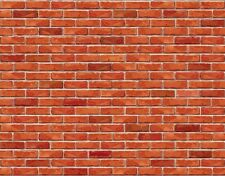 5 SHEETS SELF ADHESIVE BRICK  wall 21x29cm SCALE 1/24 CODE 3D2F5Z
