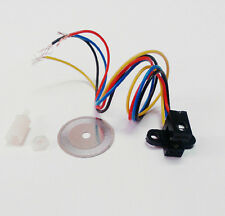 1Pcs New Photoelectric Speed Sensor Encoder Coded Disc for Freescale Smart Car