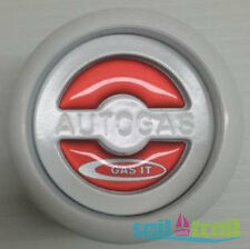 70mm Recessed Fill Box for LPG Bayonet Fill Points in White
