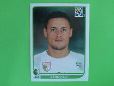 FIGURINE PANINI WORLD CUP SOUTH AFRICA 2010 - N.232 ZIANI ALGERIE