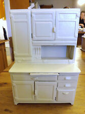 Vintage Arcade Kitchen Cabinet Doll Size Cast