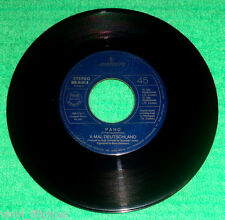 "PHILIPPINES:X-MAL DEUTSCHLAND - Matador,Paho,7"" 45 RPM,rare,NEW WAVE,THE CURE"
