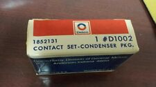 Delco D1002 points and condenser set