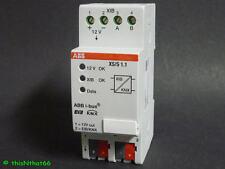 ABB EIB KNX Schnittstelle für Einbruchmelderzentrale XS/S 1.1 neu