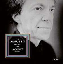 [NEW] 5CD: THE DEBUSSY EDITION - PIANO MUSIC: PASCAL ROGE: AMI ROGE