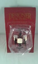 Electric Iron Chandelier for Dolls house (1:12) - Designer Home - New, Free port