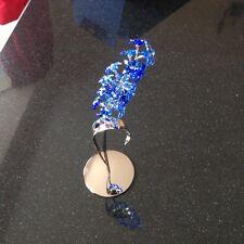 Swarovski Dindori,sapphire crystal flowers