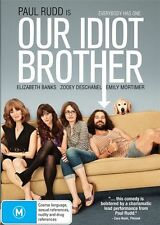 Our Idiot Brother (DVD, 2012)