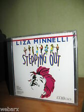 LIZA MINNELLI STEPPING OUT COLONNA SONORA OST CD NUOVO SIGILLATO