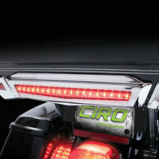 Ciro Chrome Center Brake Light for Harley Touring -  40004