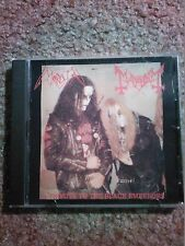 Mayhem A Tribute To The Black Emperors CD Black Metal Norway Euronymous 1Burzum1