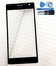 Front Outer Lens Glass Screen for nokia lumia 730 735 N730 N735 and tools